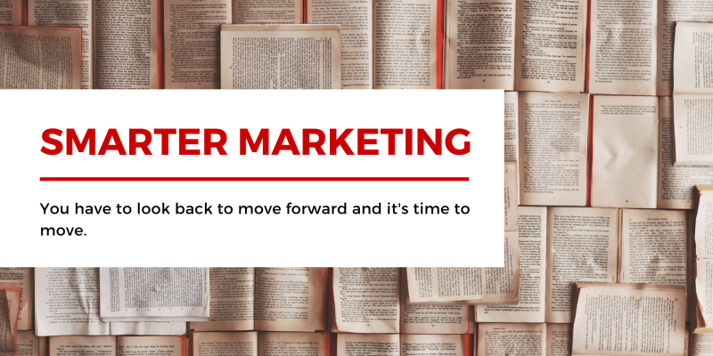 never stop marketing smarter marketing